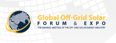 MFR at the Global Off-Grid Solar Forum and Expo